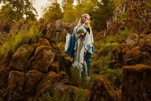 Фото бесплатно женщина, фэнтези, фотограф михаил давыдов