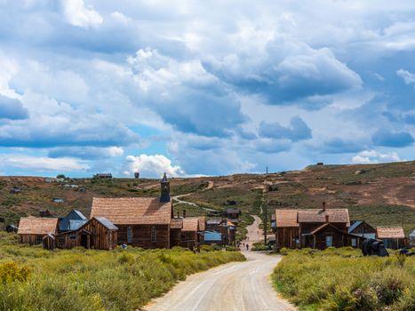 Фото бесплатно облака, природа сша, дома