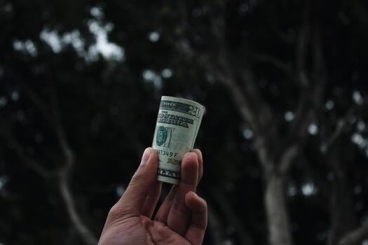 Photo free dollar, hand, photos