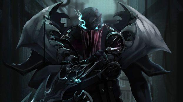 Photo free League Of Legends, digital art, artwork