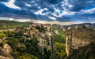 Фото бесплатно природа, пейзаж, голубое