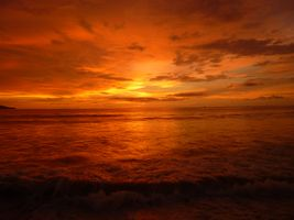 Фото бесплатно восход солнца, бесплатные изображения, волна