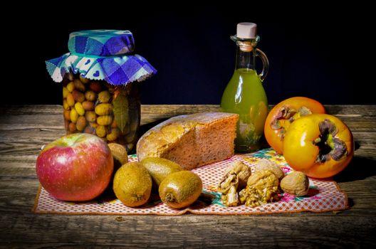 Photo free food, jar, kiwi
