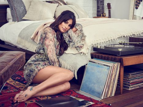 Заставки Lea Michele, музыка, девушки