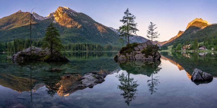 Photo free nature, Bavaria, Alps