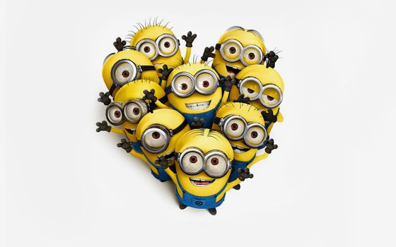 Photo free despicable me, animation, universal pictures