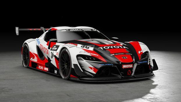 Photo free Gran Turismo Sport the game, 2016 Games, auto