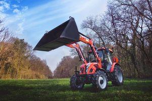 Фото бесплатно трактор, Ursus, фермы