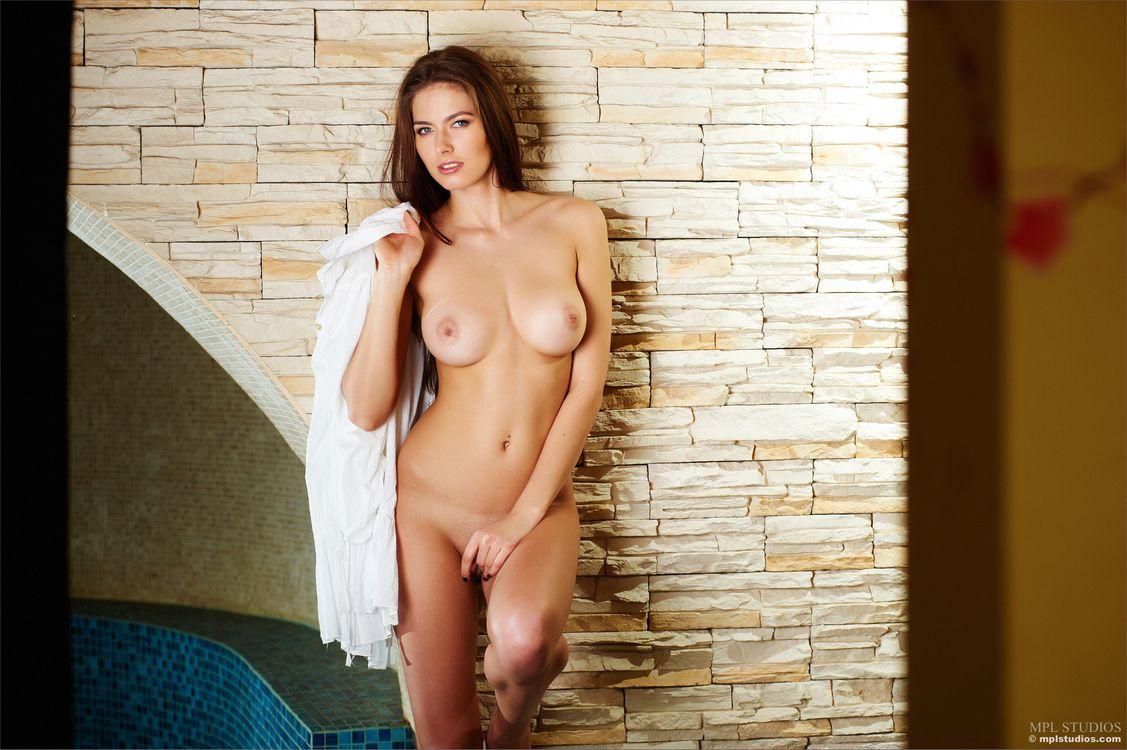 Фото бесплатно Arianna, поза, голая - на рабочий стол