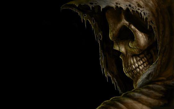 Photo free black, creepy, dark
