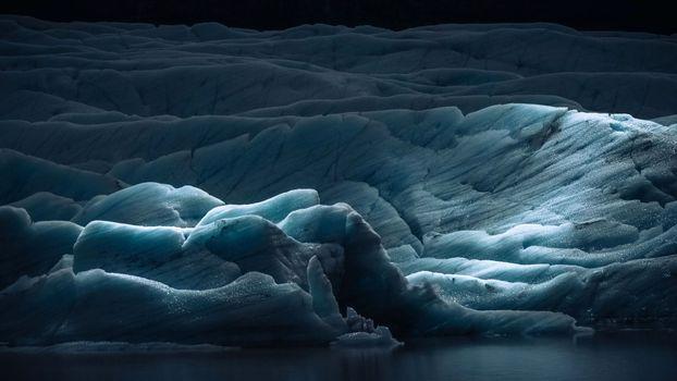 Фото бесплатно ледник, лед, холодный