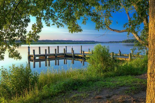 Photo free Patuxent River, MD, river