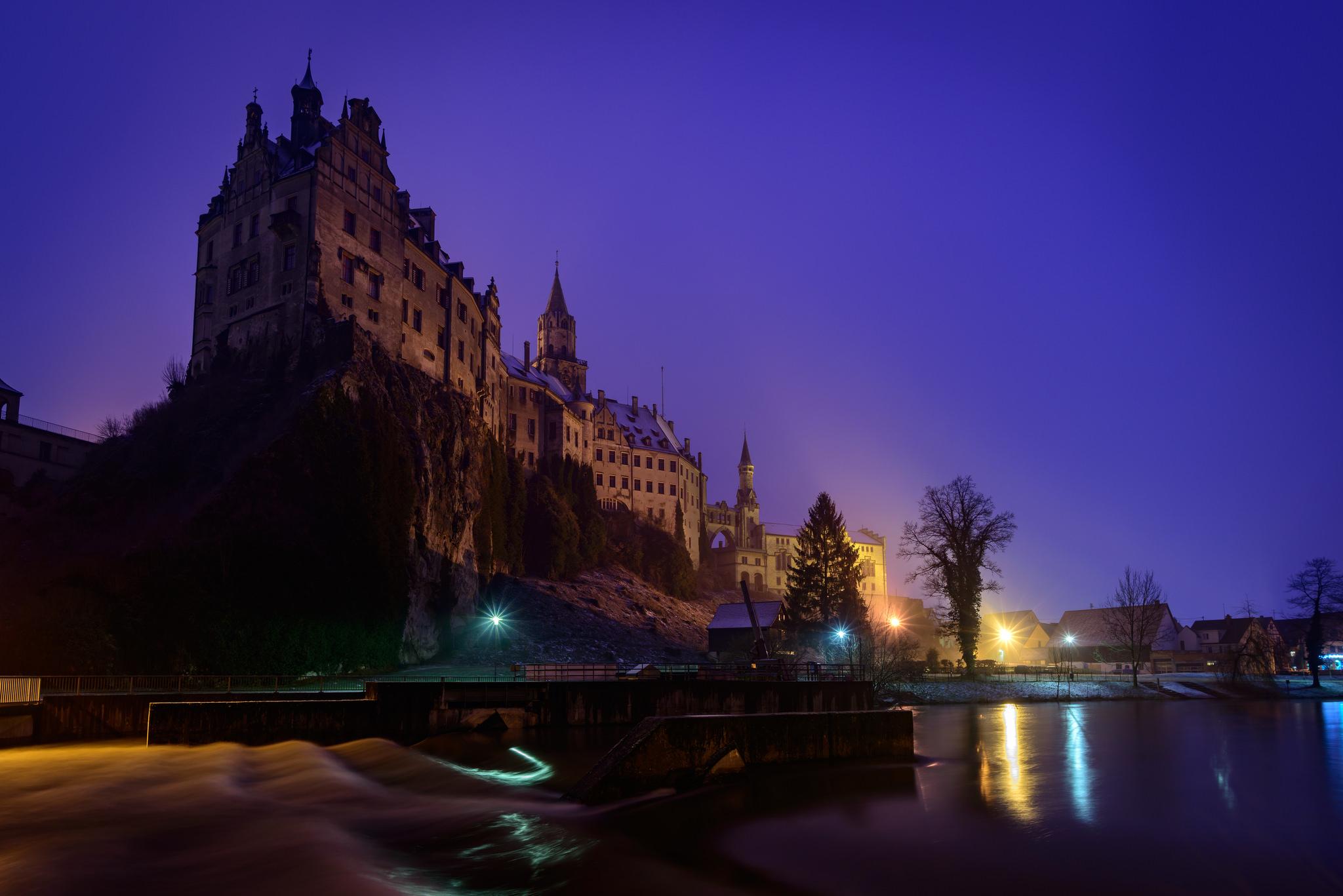 Замок зигмаринген фото