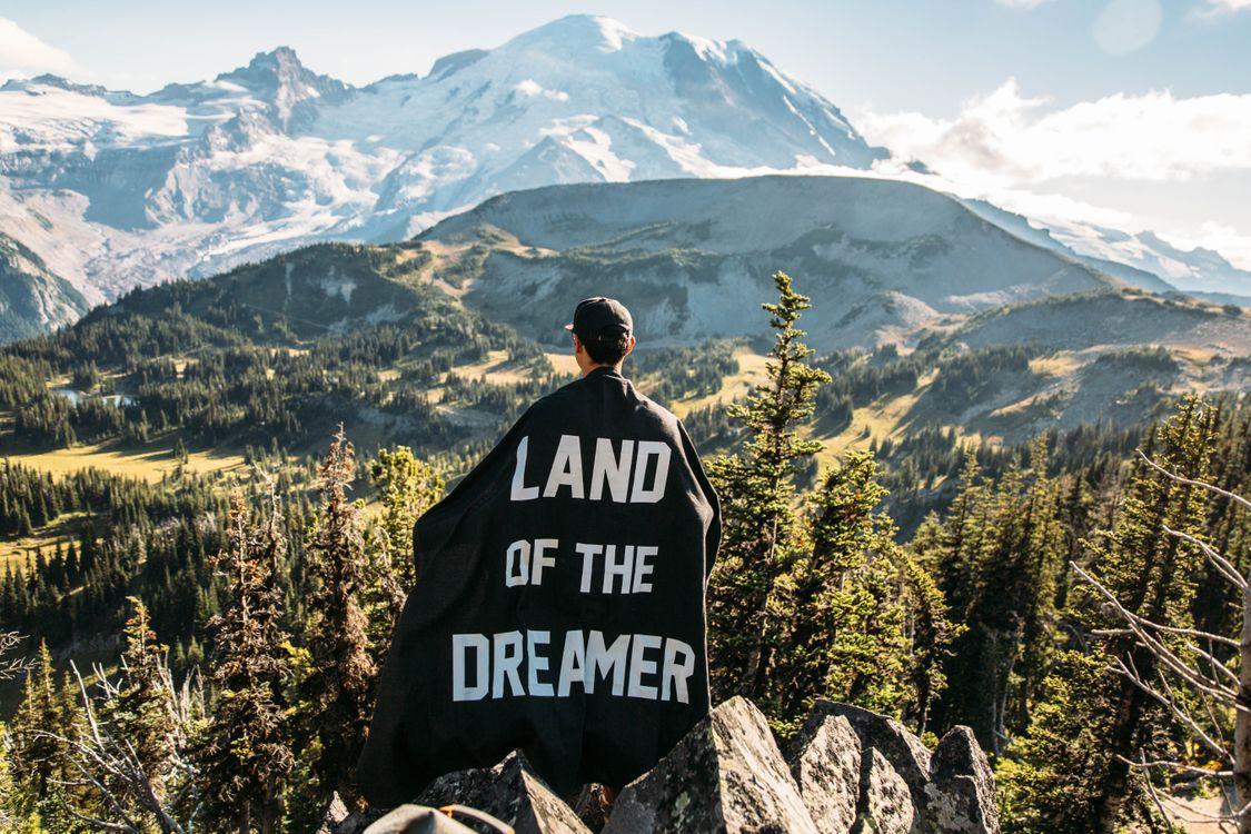 Фото бесплатно земля мечтателя, человек, стоя - на рабочий стол
