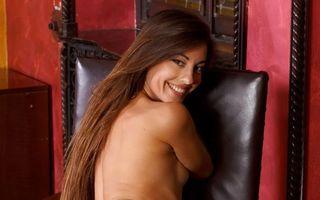 Photo free lorena g, tanned, brunette