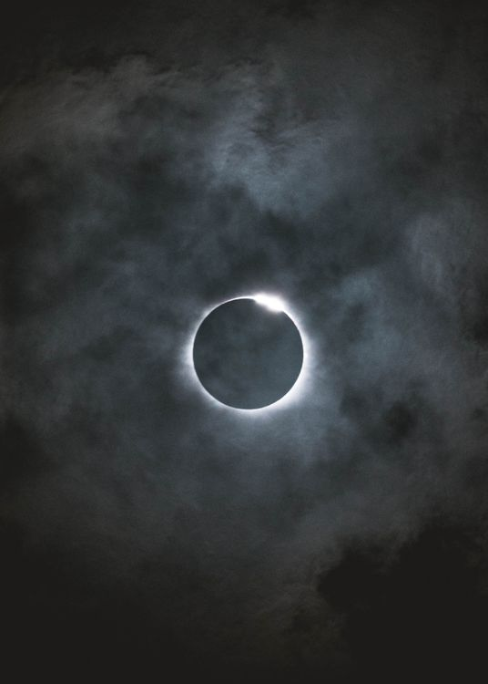 Солнечное затмение · бесплатное фото