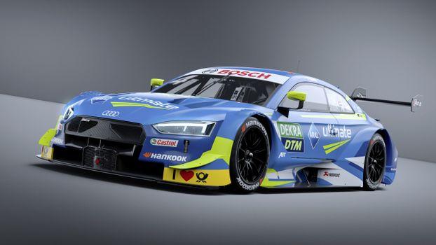 Фото бесплатно Audi RS 5, спойлер, гоночные автомобили