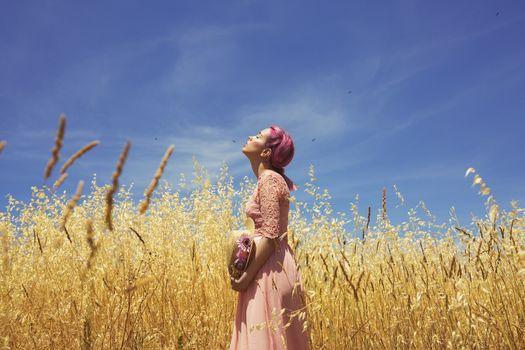 Фото бесплатно женщины, модель, земля