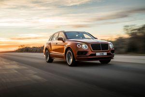 Фото бесплатно Bentley, автомобили 2019 года, автомобили