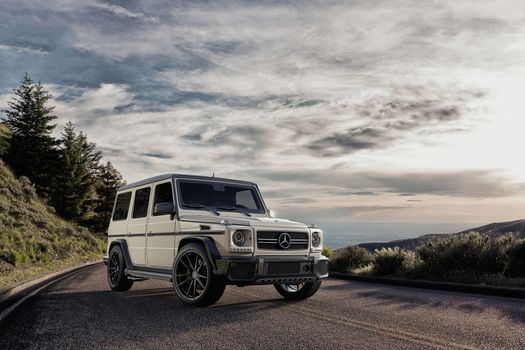 Photo free off-road, cars, Mercedes G Class