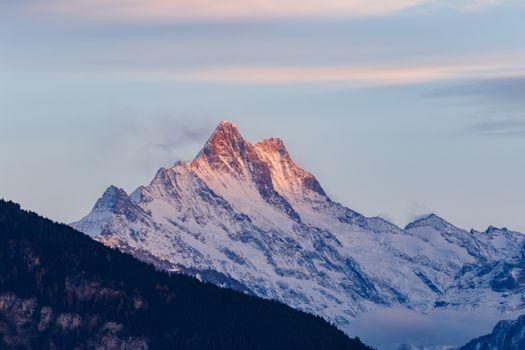 Фото бесплатно снег, снег на горах, снежные вершины