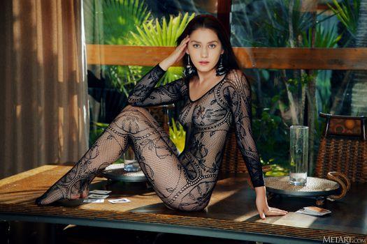 Фото бесплатно Sanija, сексуальная девушка, модель