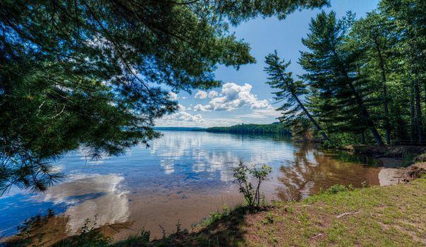 Photo free nature, Canada, clouds