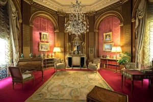 Бесплатные фото Waddesdon,поместье,Бакингэмшир,Эйлсбери,Rothschild,дом,архитектура