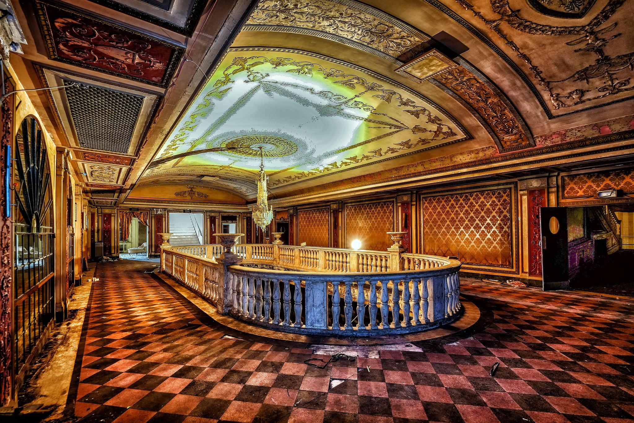 Обои Магический театр, Бриджпорт, Коннектикут, США
