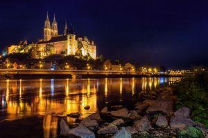 Бесплатные фото Albrechtsburg,Meissen,Город Мейсен,Замок Альбрехтсбург,Германия