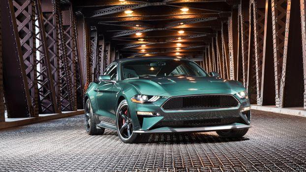 Photo free Ford Mustang Bullitt, Ford Mustang, Mustang