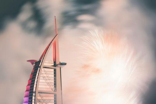Бесплатные фото обои,burj al arab,uae,коллекция,цветок,лепесток,пастель,розовый,синий,дубай,здание,структура