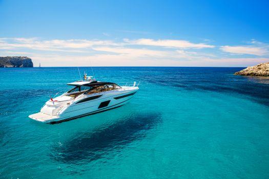 Photo free sea, yacht, Islands