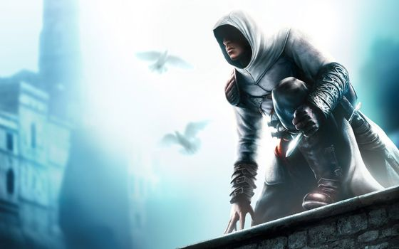 Photo free video games, an anime, assassins creed