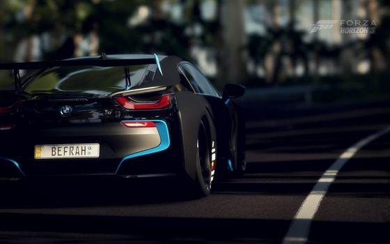 Фото бесплатно БМВ, Horizon Forza 3, игры