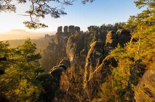 Photo free nature, Germany, rock