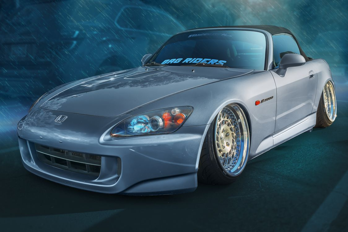 Free photo honda, s2000, car - to desktop