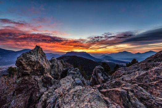 Фото бесплатно природа, США, скалы