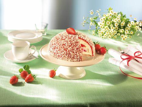 Photo free cake, vanilla, cream