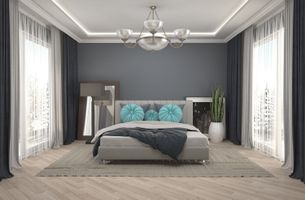 Bedroom design · free photo