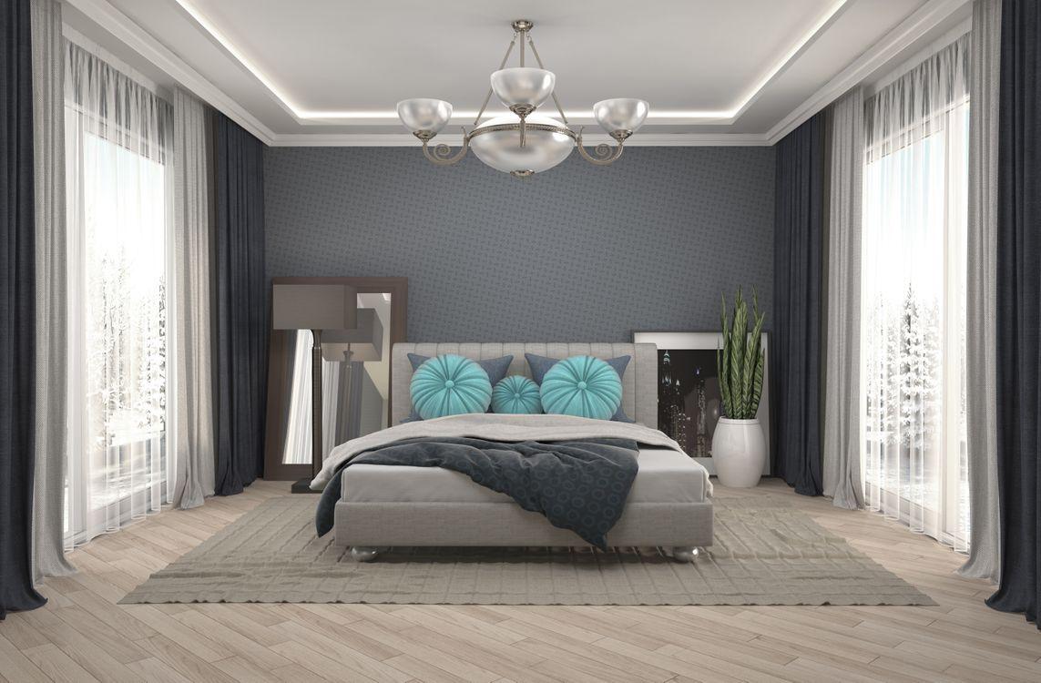 Дизайн спальни · бесплатное фото