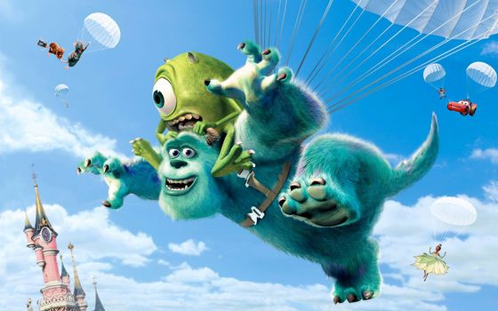 Photo free movies, cartoons, monsters university