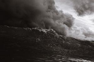 Бесплатные фото волна,море,гул,красивый,цвет,туман,облако