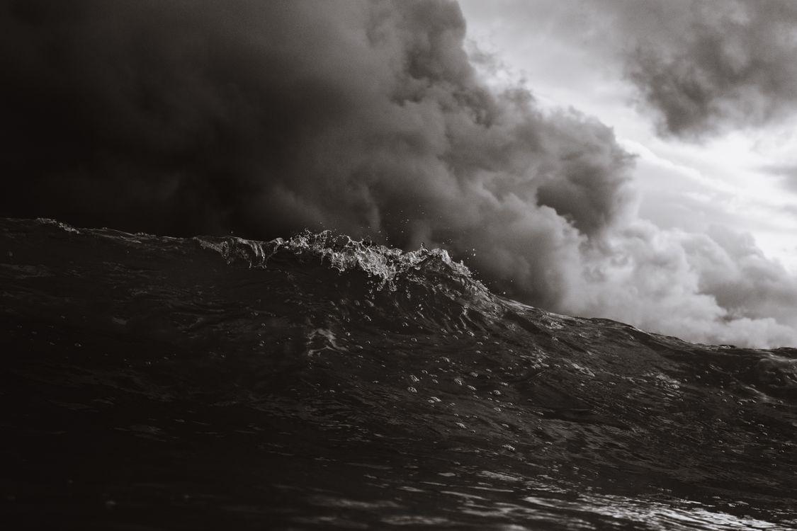 Фото бесплатно волна, море, гул - на рабочий стол