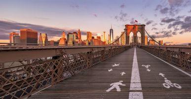 Фото бесплатно города, города сша, мосты США