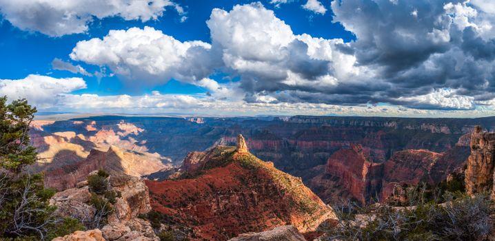 Photo free nature, grand canyon park, USA