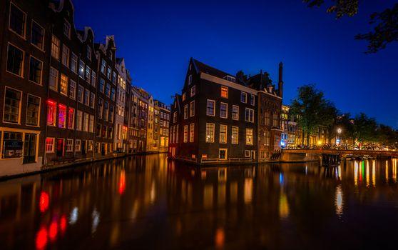 Фото бесплатно Amsterdam, Netherlands, город