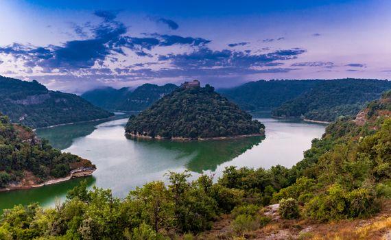 Фото бесплатно природа, монастырь, Испания