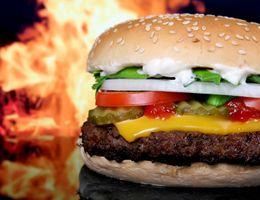 Фото бесплатно барбекю, говядина, бургер