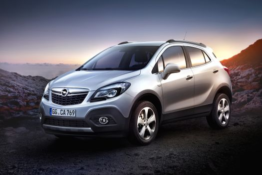 Photo free cars, Opel, crossover